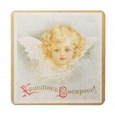 """Мыло в подарочной коробке """"Яйцо"""" (ангел)"""