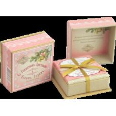 """Мыло в подарочной коробке """"Пожелания"""" (2 куска по 50г)"""