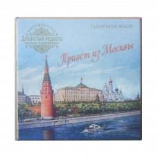 """Мыло в подарочной коробке """"Привет из Москвы"""""""