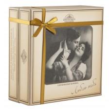 """Сюрпризная коробка (с музыкой) """"Люблю тебя"""" (саше+2к.100г.)"""