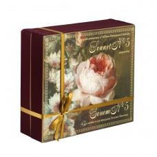 """Сюрпризная коробка (с музыкой) """"Ароматы эпохи. Шекспир. Сонет №5"""" (духи+саше)"""