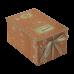 """Коробка с ватной игрушкой малой """"Мальчик с лопаткой"""""""
