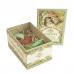 """Малый набор №2 """"Подарокъ для детей"""" (мандарин, яблоко)"""