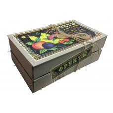 """Подарочный набор """"Ящик с фруктами"""""""