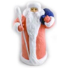 "Подарочная коробка ""Дед Мороз"" в тубе"
